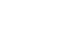 revitalash cosmetics logo_white